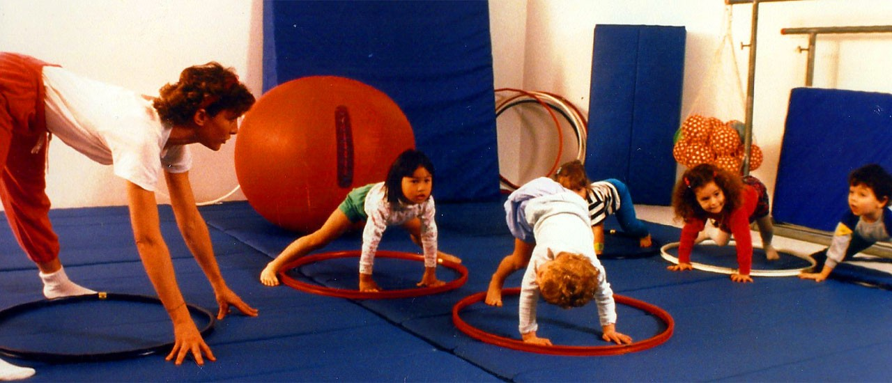 Children's Tumbling Rolling since 1978