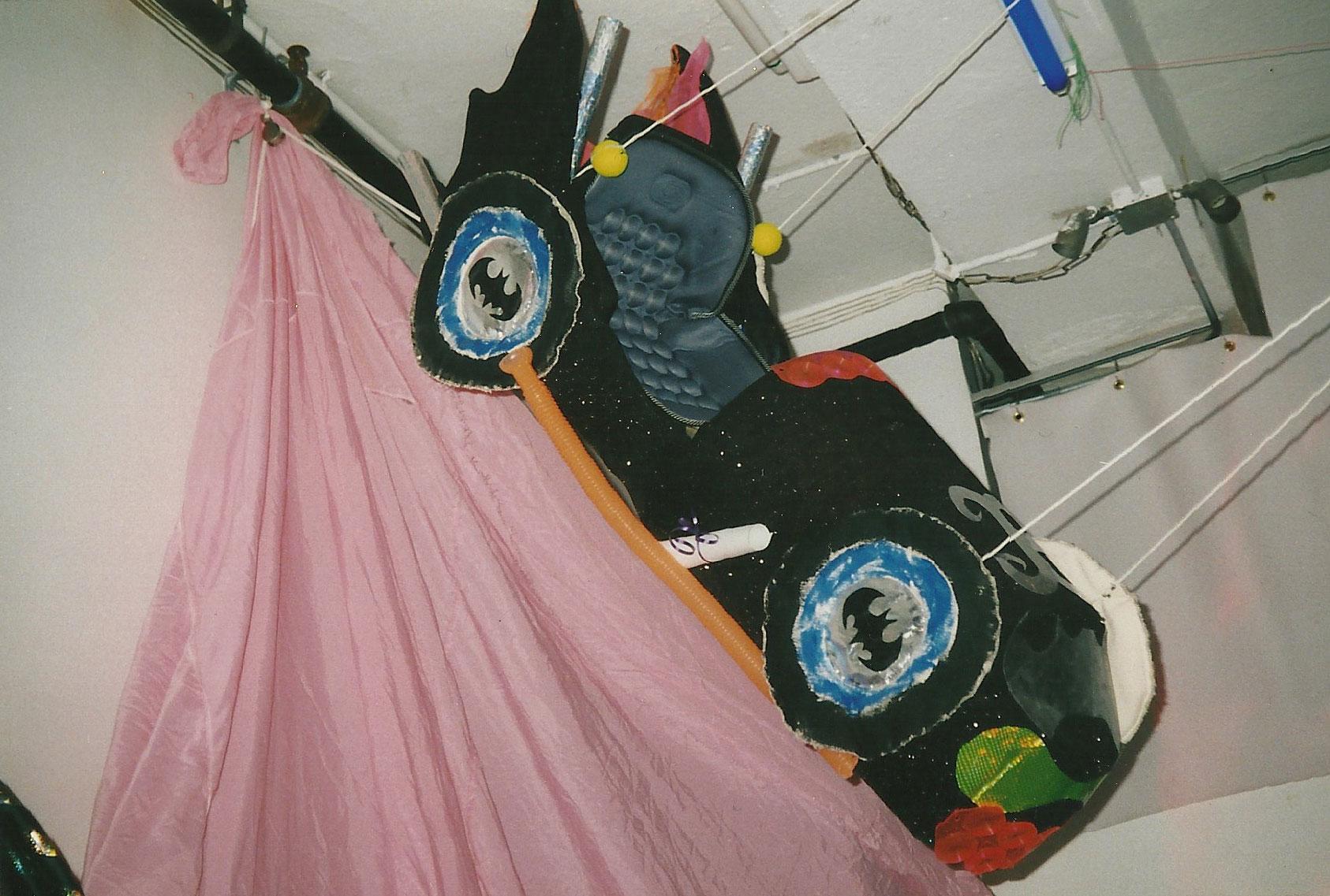 Birthday Batmobile