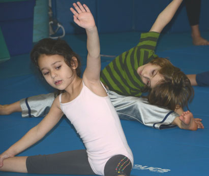 About Children's Tumbling
