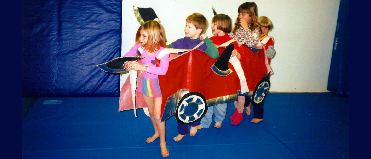Find out why parents and kids love Children's Tumbling