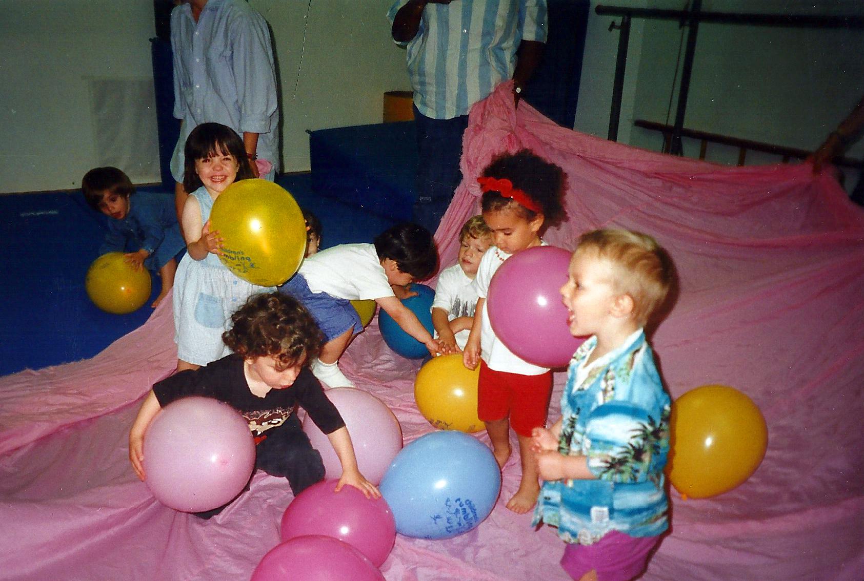 Balloons Balloons!